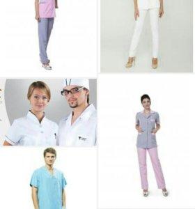 Мед форма спец одежда