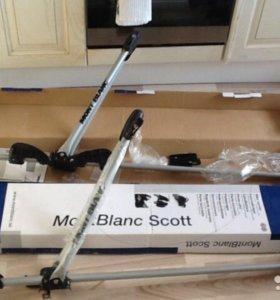 Велосипедное крепл. на багажник Mon Blanc scoott