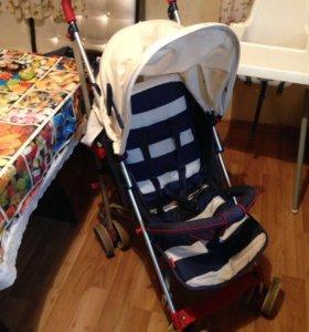 Коляска трость Happy Baby British design