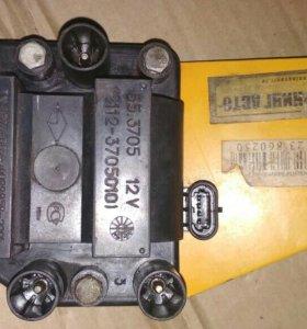 Модуль зажигания на ВАЗ 2112 16кл