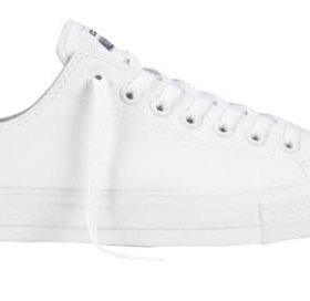 Converse «Chuck Taylor » White низкие (36-44)