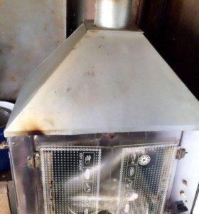 Оборудование для куры гриль и шаурмы