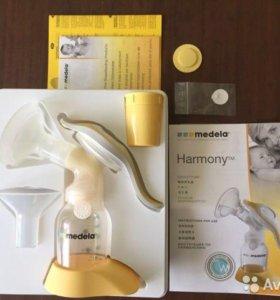 Молокоотсос Medela Harmony Basic ручной