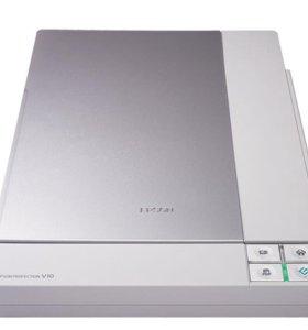 Сканер Epson v10