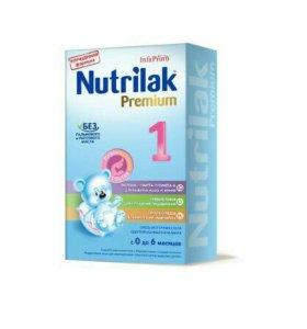 Молочная смесь нутрилак 1