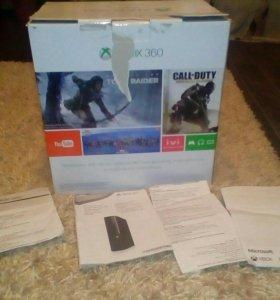 Xbox 360e,500гб.