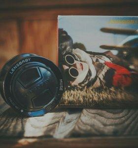 Объектив для Canon Lensbaby Muse