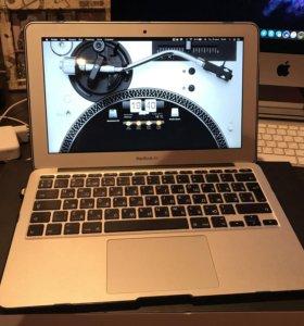 Apple Macbook Air 11, mid 2013