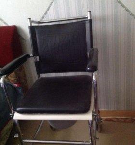 инвалиднок кресло+кресло туалет