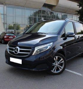 Mercedes-Benz V-Класс, 2015