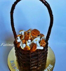 Торты.. сладости..на заказ от тысячи рублей за кг