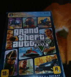GTA 5 на пка