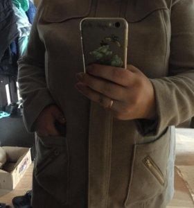 Пальто бонприкс 56