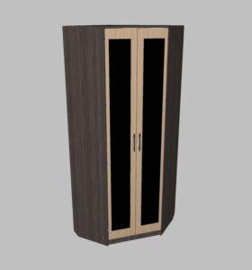 Шкаф угловой с ящиками