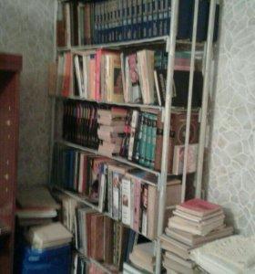 Стеллаж под книги.