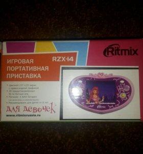Игровая приставка Ritmix