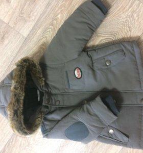Куртка на мальчика р.74