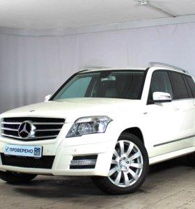 Mercedes-Benz GLK-Класс, 2011