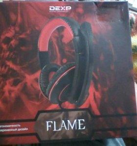 Наушники DEXP FLAME