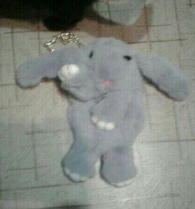 Кролик сумка