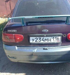 Форд эскорт 1998 года