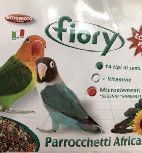 Корм для попугаев