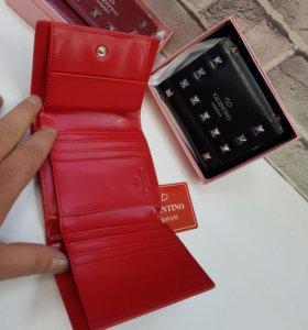 Valentino кошелёк женский❤️🌹