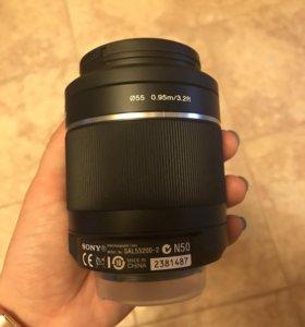 Объектив Sony DT 55-200mm f/4-5.6