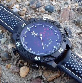 """Брендовые мужские часы  """"Shark"""""""