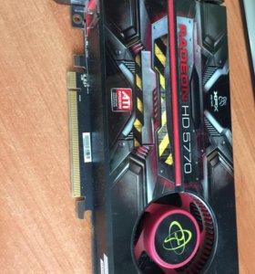 Видеокарта ATI Radeon HD 5770