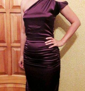 Платье вечернее р.46 (М)