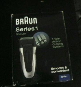 Электробритва BRAUN новая