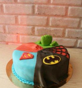 Детские торты на заказ в Тюмени