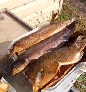 Рыба копченная
