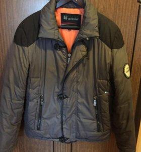 Куртка мужская тёплая