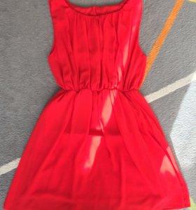 Новое шифоновое платье 👗