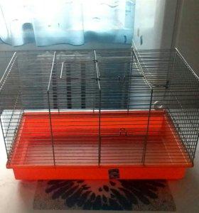 Клетка для грызунов,кроликов,морских свинок,крыс.