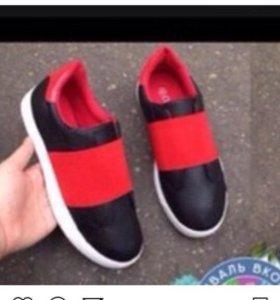 Новые кроссовки 37 р