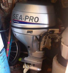 Sea pro 9.9 f