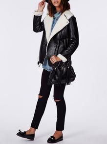 Утепленная куртка косуха - новая