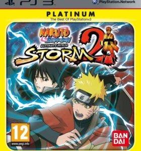 Игра Naruto Shippuden:Ultimate Ninja Storm 2 (PS3)