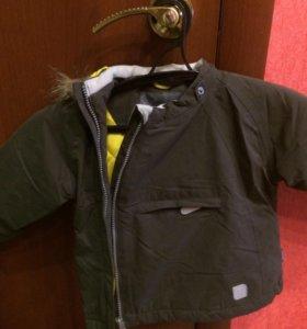 Куртка детская, еврозима