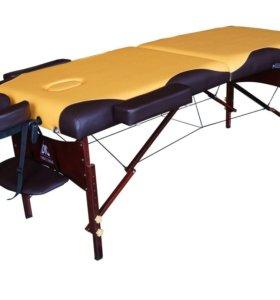 Складной массажный стол новый до 250 кг