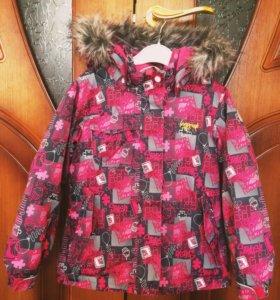 Три куртки для девочки