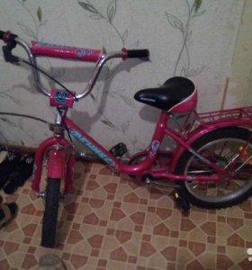 Велосипед продается срочно!