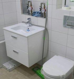 """Ремонт квартир, офисов, ванные """"Под ключ"""""""
