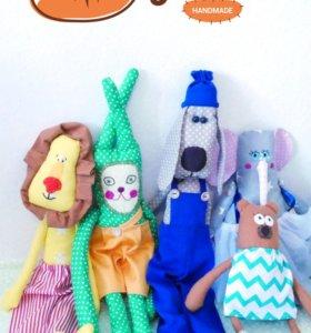 Куклы и игрушки тильда,аксессуары на заказ
