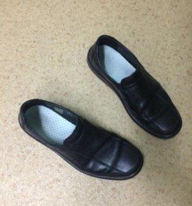 Мордовские ботинки
