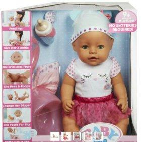 Кукла Baby born и аксессуары