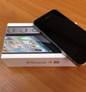 iPhone 4s Black. 16GB
